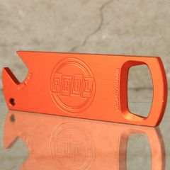 *PAUL* bottle opener (orange)