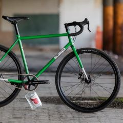 *ALL CITY* nature boy disc complete bike (green)