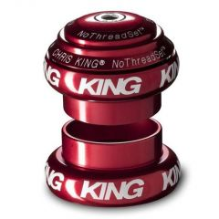 *CHRIS KING* nothreadset 1inch (red/BOLD)