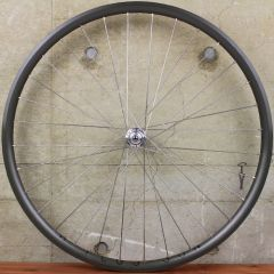 *H PLUS SON* archetype track wheel (hard anodized)