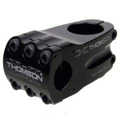 *THOMSON* bmx stem (22.2mm/0°/black)
