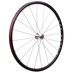 *PHILWOOD×H PLUS SON* archetype road wheel front (20H/black/silver)