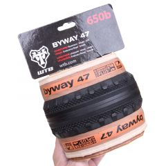 *WTB* byway road+ tire 650B (black/skin)