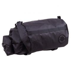 *FAIRWEATHER* handlebar bag + (x-pac black)