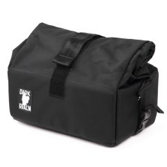 *REALM* wald 137 basket bag (black)