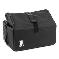 *REALM* wald 139 basket bag (black)