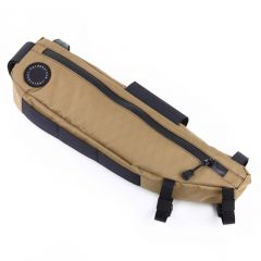 *FAIRWEATHER* frame bag (x-pac coyote)