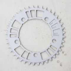 *AARN* narrow wide chainring (matt silver)