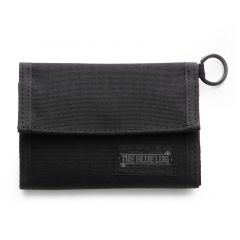 *BLUE LUG* bike wallet (black)