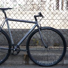 *AFFINITY* lo pro complete bike (film grain black)