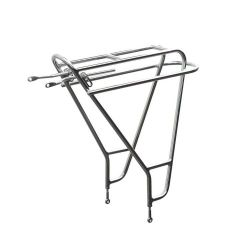 *SIM WORKS* on the road rear carrier (silver)