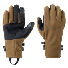 *OUTDOOR RESEARCH* gripper sensor gloves (coyote)