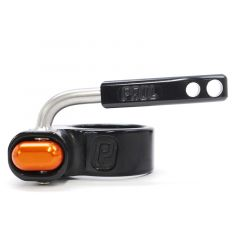 *PAUL* quick release seatpost collar (black/orange)