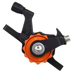 *PAUL* klamper disc calliper (black/orange)