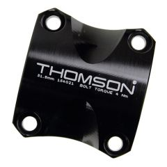 *THOMSON* stem handlebar clamp (black)