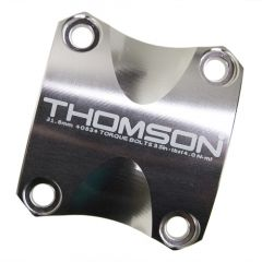 *THOMSON* stem handlebar clamp (silver)