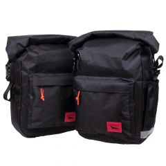 *SWIFT INDUSTRIES* HINTERLAND Jr. ranger panniers (black/XPAC)