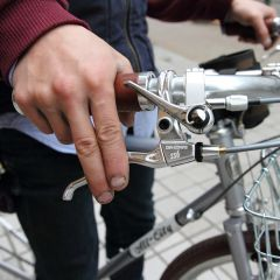 *DIA-COMPE* SS-6 brake lever (all polish)