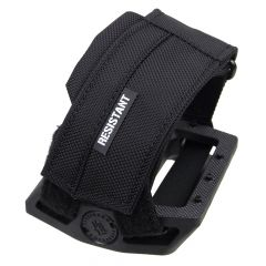 *RESISTANT* pedal strap (black)