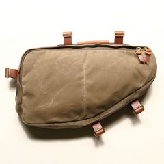 *TANNER* excursion frame bag (field tan)