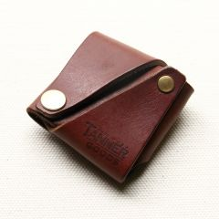 *TANNER* coin pouch (cognac)