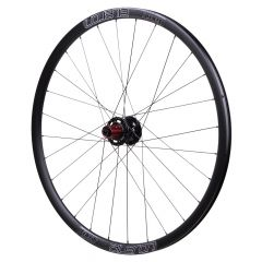 *PHILWOOD* × *VELOCITY* aileron CX rear wheel (black)