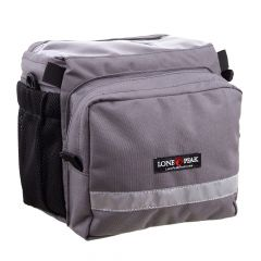 *LONE PEAK* alta handlebar bag (gray)