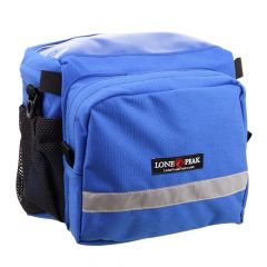 *LONE PEAK* alta handlebar bag (blue)