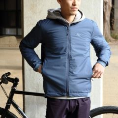 *7MESH* outflow jacket (blue)