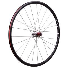 *PHILWOOD×H PLUS SON* archetype road wheel rear (24H/black/silver)