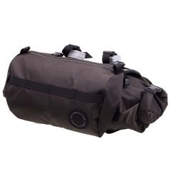 *FAIRWEATHER* handlebar bag + (brown)