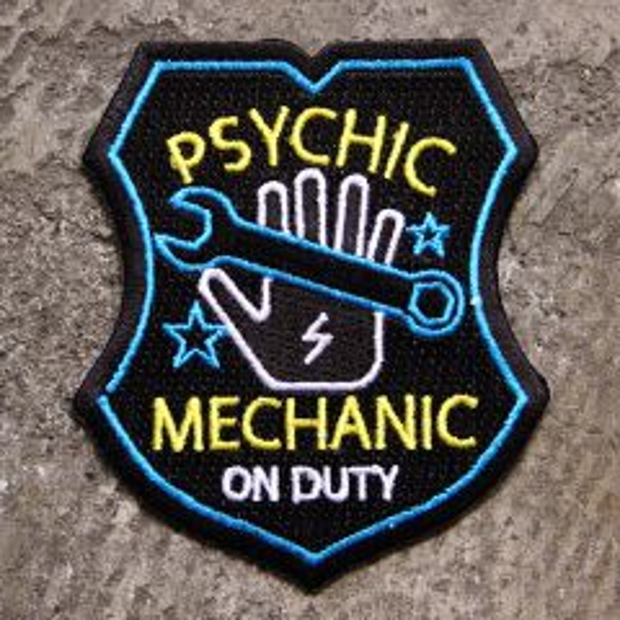 *MASH* psychic patch