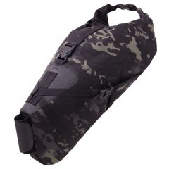 *OUTER SHELL ADVENTURE* expedition seatpack (multicam black)