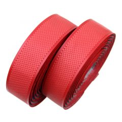 *BROOKS* cambium rubber bar tape (red)