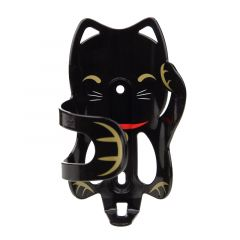 *PDW* lucky cat cage (black)