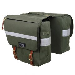 *RIVENDELL* sackville toursacks (olive)