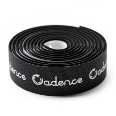*CADENCE* prowrap bar tape (black/silver)