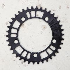 *AARN* narrow wide chainring (black)