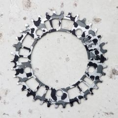 *AARN* narrow wide chainring (camo)