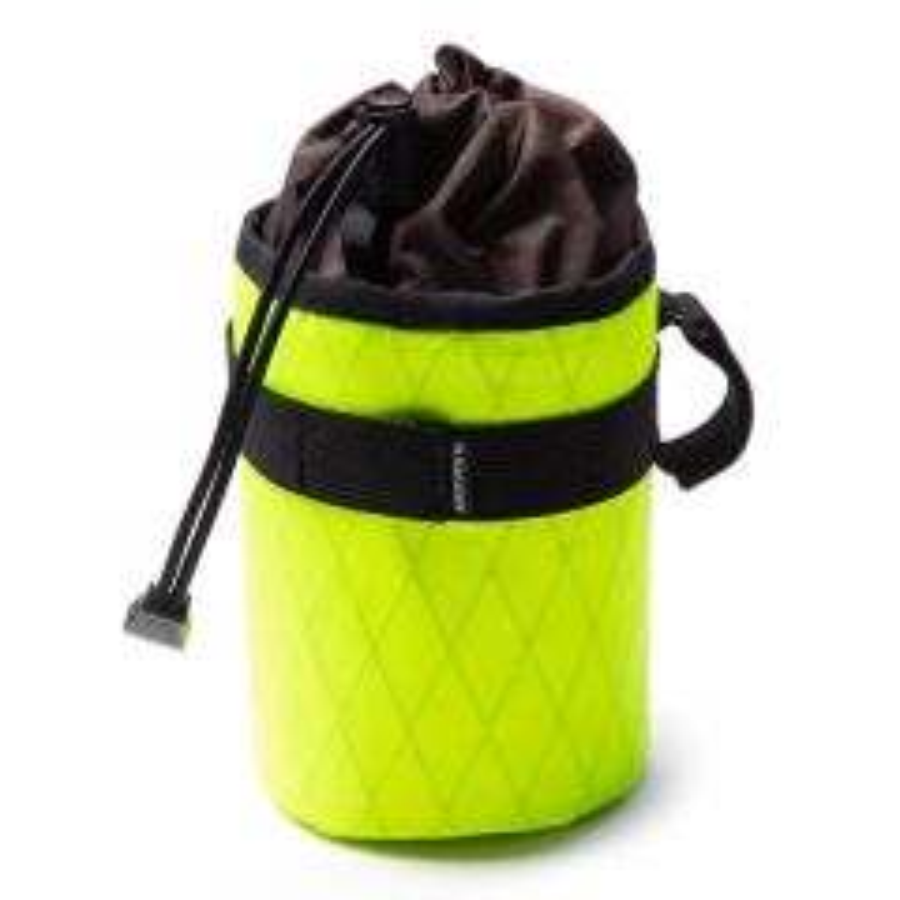 *FAIRWEATHER* stem bag (x-pac yellow)