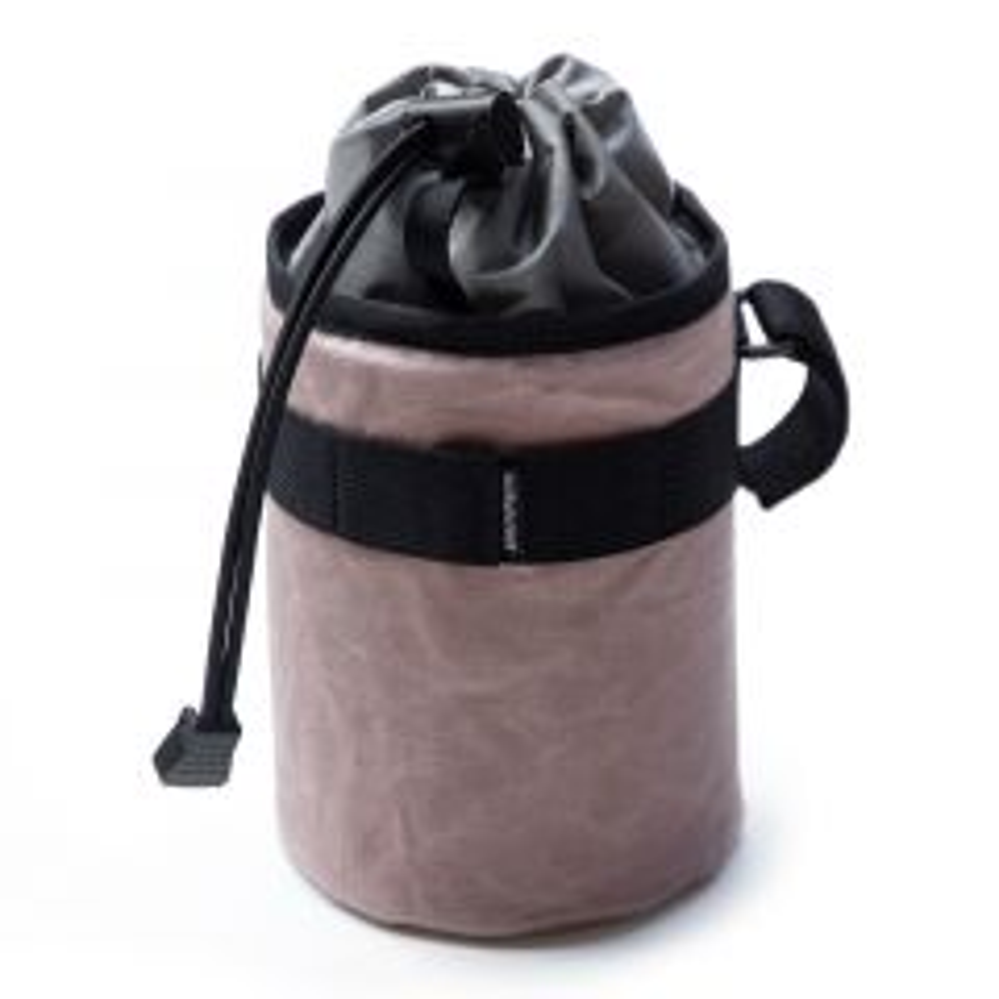 *FAIRWEATHER* stem bag (dusty pink)