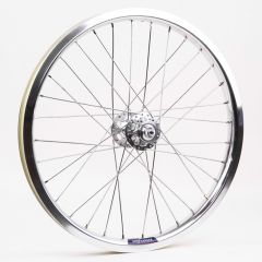 "*VELOCITY × ENE CICLO* cliffhanger 20"" disc wheel  front (polish)"