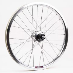 "*VELOCITY × ENE CICLO* cliffhanger 20"" disc wheel  rear (polish)"