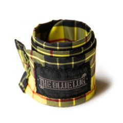 *BLUE LUG* snap rolly (yellow check)