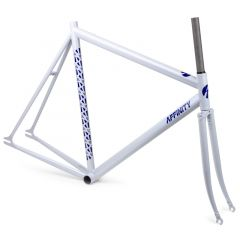*AFFINITY CYCLES* lo pro track frame (18% grey)