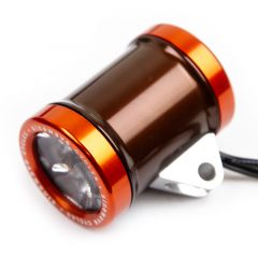 *SINEWAVE* cycle beacon (brown/orange)
