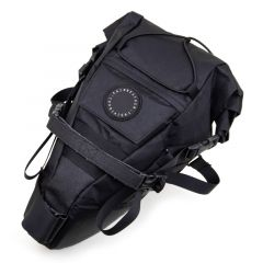 *FAIRWEATHER* seat bag (x-pac black)