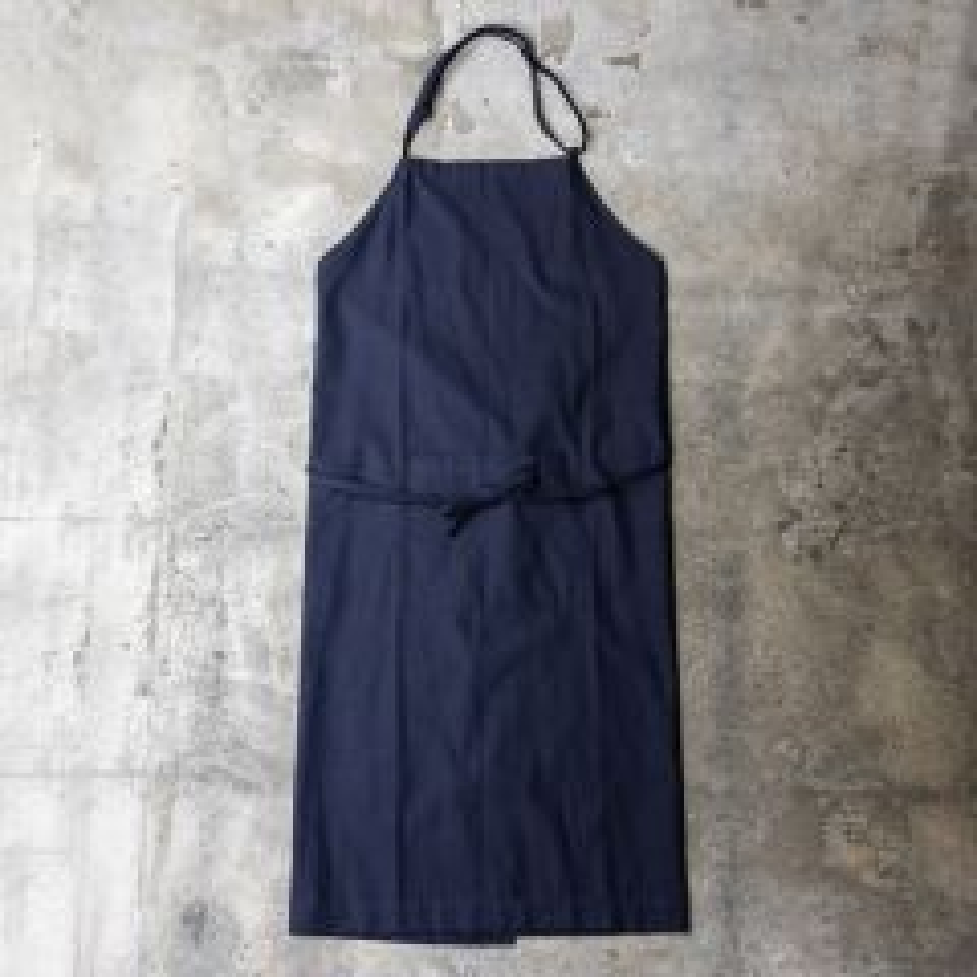 *BLUE LUG* lug apron (navy)