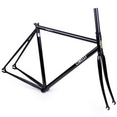 *CINELLI* gazzetta frame set (black)