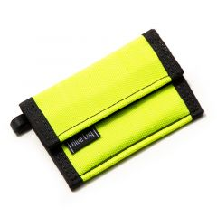 *BLUE LUG* micro wallet (flash yellow)